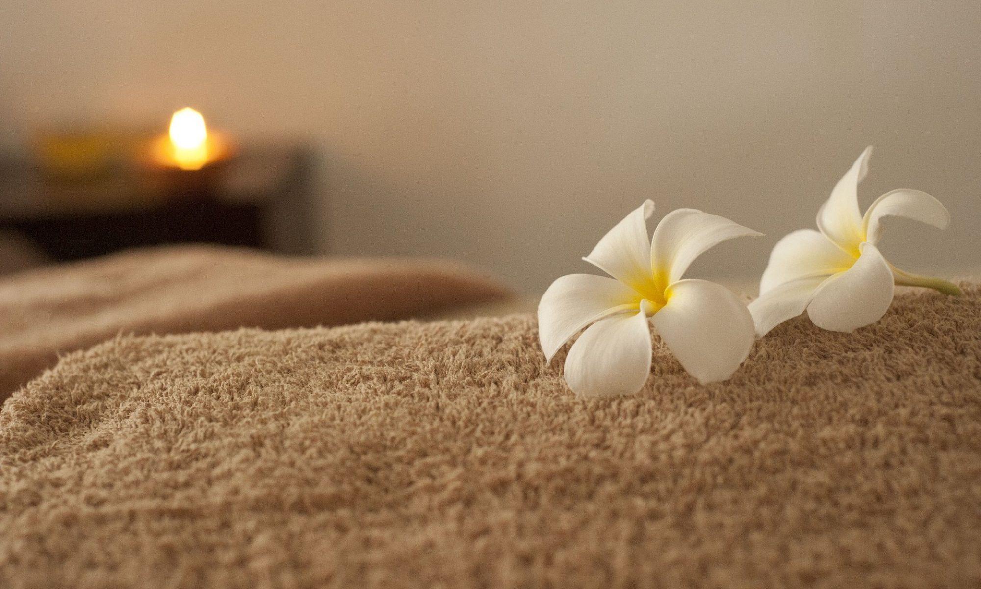 """Massages """"Bien-être"""" à domicile"""